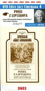 Divadlo Járy Cimrmana - Posel z Liptákova - DVD