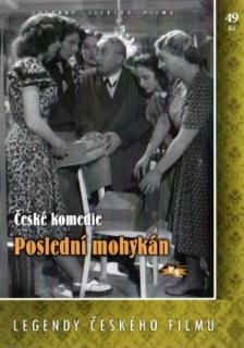 Poslední mohykán (Jaroslav Marvan) - DVD