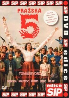 Pražská 5 - DVD
