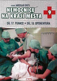 Nemocnice na kraji města 9 - DVD