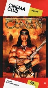 Barbar Conan - Cinema club - DVD