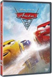 Auta 3 ( plast ) DVD