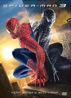 Spider - man 3 ( plast ) DVD