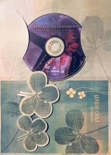 Master & Commander /  Odvrácená strana světa - DVD /dárkový obal/