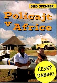 Policajt v Africe - DVD