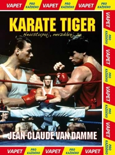 Karate tiger - DVD