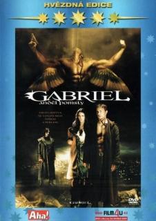 Gabriel - Anděl pomsty - DVD