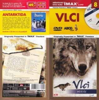 IMAX - 8 - Vlci - DVD