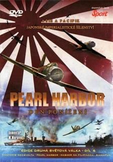 Pearl Harbor - Den ponížení - DVD