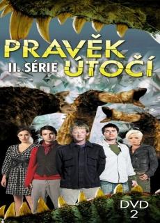Pravěk útočí ll 2 - DVD