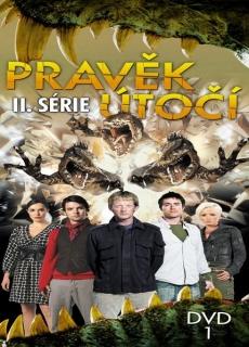 Pravěk útočí ll 1 - DVD