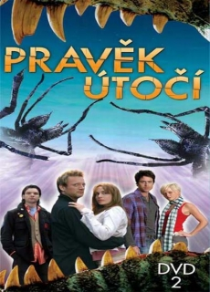 Pravěk útočí 2 - DVD