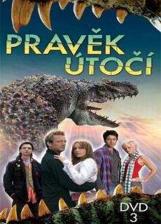 Pravěk útočí 3 - DVD