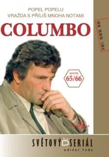 Columbo 65/66 - Popel popelu / Vražda s příliš mnoha notami - DVD