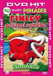 Finley - požární autíčko - 10 - DVD