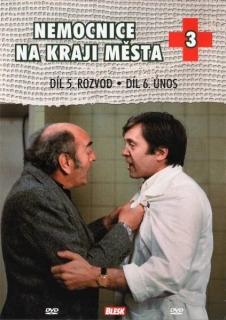 Nemocnice na kraji města 3 - DVD