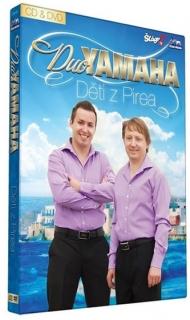 Duo Jamaha - Děti z Pirea - CD+DVD /plast/