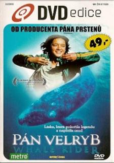 Pán velryb - DVD
