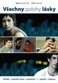 Všechny polohy lásky - DVD