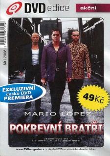 Pokrevní bratři - DVD