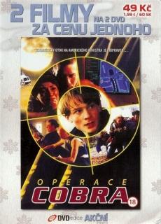 Operace Cobra + Gangster - DVD