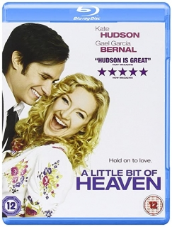 A Little Bit of Heaven / Malý kousek nebe - v originálním znění bez CZ titulků - Blu-ray Disc