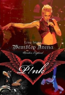 Pink - Live From Wembley Arena - DVD