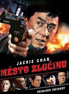 Město zločinu - DVD