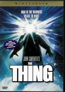 The Thing / Věc ( originální znění, titulky CZ ) plast DVD