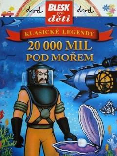 20 000 mil pod mořem - DVD