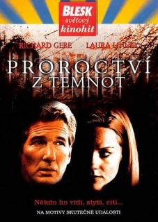 Proroctví z temnot - DVD pošetka