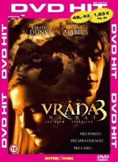 Vrána 3 - Návrat - DVD