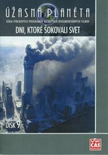 Úžasná planeta disk 9 - Dny, které šokovaly svět - DVD