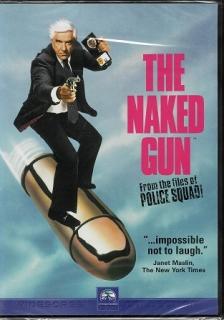 USA The Naked Gun: From the Files of Police Squad! /  Bláznivá střela: Z archivů policejního oddělení ( originální znění, titulky CZ ) plast DVD