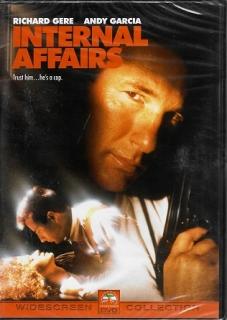 Internal Affairs / Vnitřní záležitosti ( originální znění, titulky CZ ) plast DVD