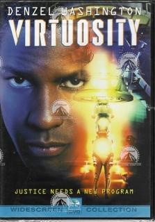 Virtuosity / Virtuozita ( originální znění, titulky CZ ) plast DVD