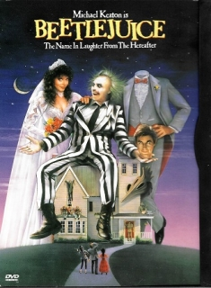 Beetlejuice ( originální znění, titulky CZ ) digipack DVD