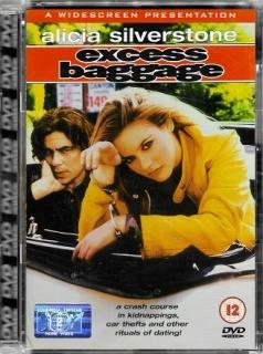 Excess Baggage / Vyděrači ( originální znění, titulky CZ ) DVD