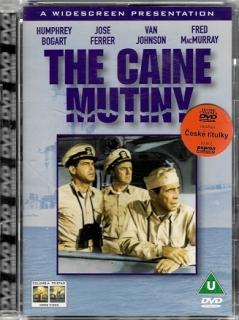 The Caine Mutiny / Vzpoura na lodi Caine ( originální znění, titulky CZ ) DVD