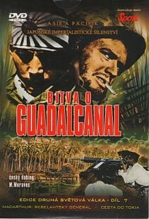 Bitva o Guadalcanal - DVD