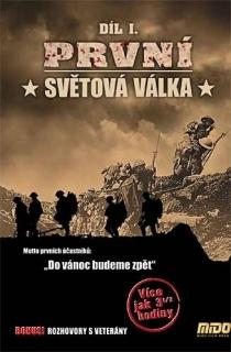 První světová válka díl I - DVD