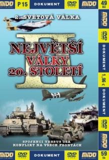 Největší války 20. století - 2 díl - DVD