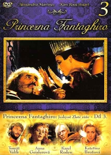 Princezna Fantaghiro Jeskyně Zlaté růže - Díl 3 - DVD
