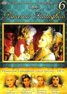 Princezna Fantaghiro Jeskyně Zlaté růže - Díl 6 - DVD