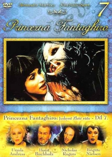 Princezna Fantaghiro Jeskyně Zlaté růže - Díl 7 - DVD