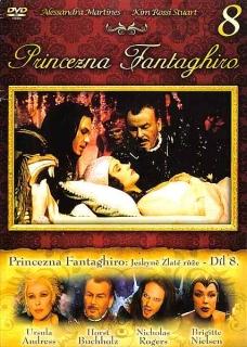 Princezna Fantaghiro Jeskyně Zlaté růže - Díl 8 - DVD