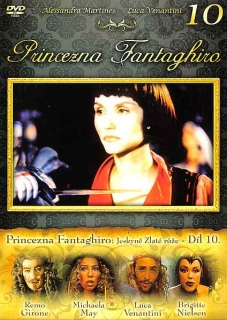 Princezna Fantaghiro Jeskyně Zlaté růže - Díl 10 - DVD