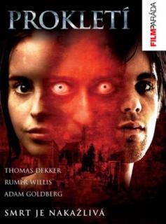 Prokletí - DVD