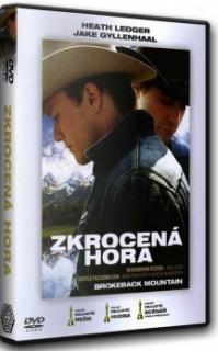 Zkrocená hora - DVD