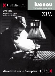 Ivanov - X - krát divadlo - DVD